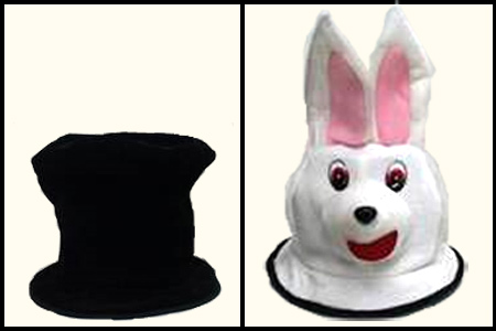Hat in rabbit