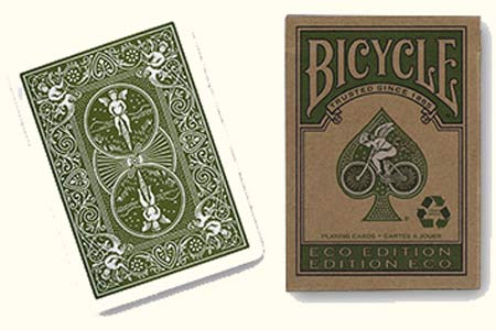 Jeu bicycle Eco édition