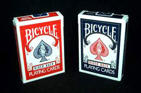 BICYCLE Rider-Back Deck (Old model)
