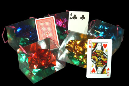 Cartes en aquariums