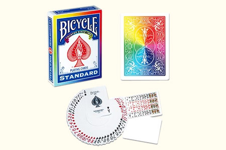 Bicycle Rainbow Deck