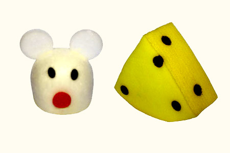 Sponge Mouse to cheese