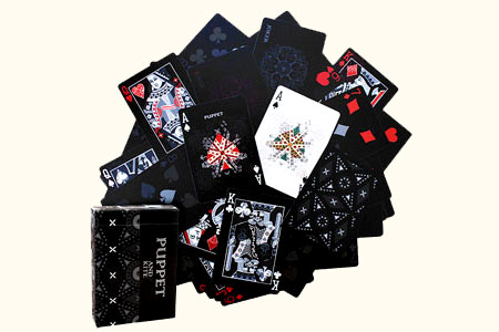Puppet and Kite Black Deck