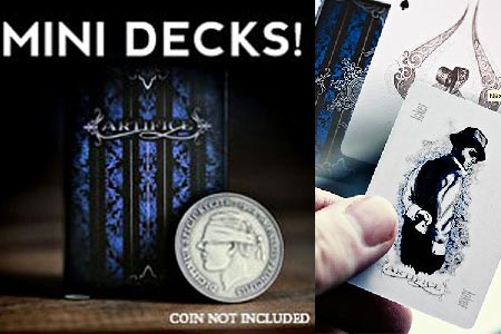 Artifice Blue Deck Mini