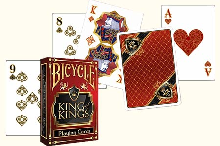 Bicycle Kings of Kings Deck