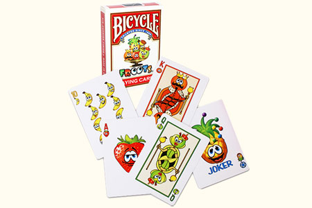 Jeu Bicycle Froots