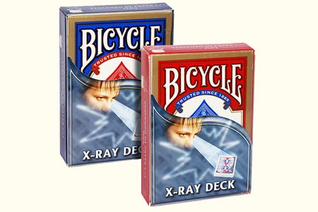 Bicycle X  Ray deck