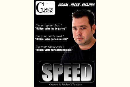 Speed (DVD + Gimmick)