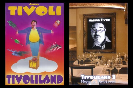 Lot DVDs Tivoliland
