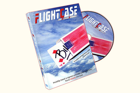 Flight case (DVD + Gimmick)
