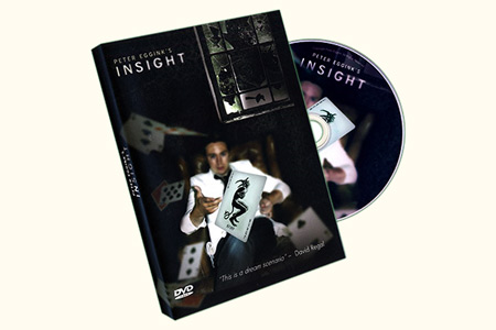 Insight trick (DVD + Gimmick)