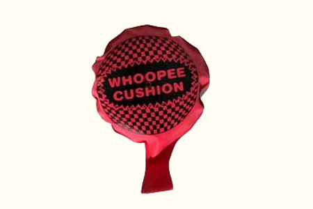 Auto-inflatable Whoope Cushion D = 9 cm