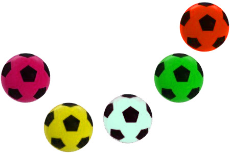 Bounce  football (63 mm)