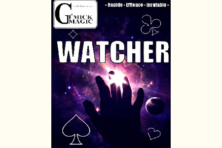 Watcher (DVD + Gimmick)