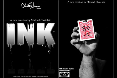 INK (DVD + Gimmick)