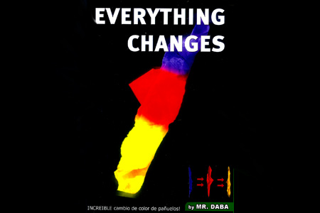 Everything Changes (DVD + Gimmick)