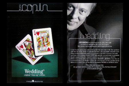 Wedding (DVD + Gimmick)