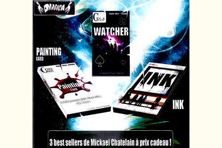 Coffret Painting/Watcher/INK