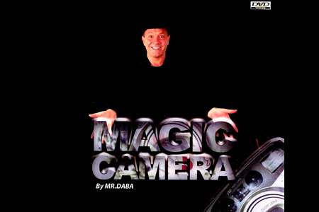 Magic Camera (DVD + Gimmick)