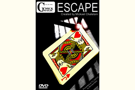 Escape (DVD + Gimmick)