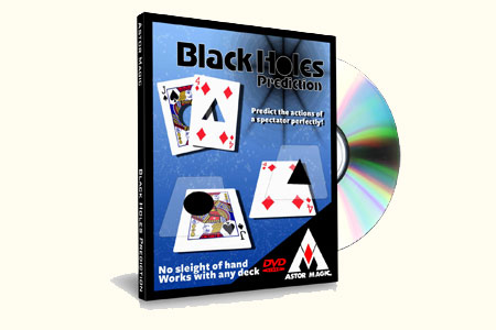 Black Holes Prediction (DVD + Gimmick)