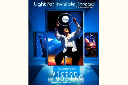 DVD Light for invisible Thread