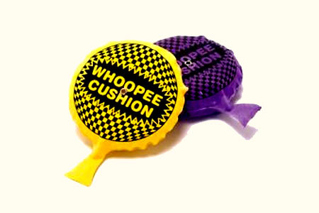 Auto-inflatable Whoope Cushion D = 14 cm