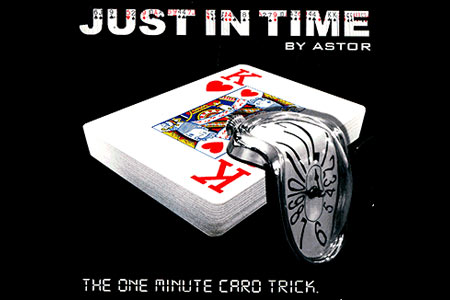Just in time (DVD + Gimmick)