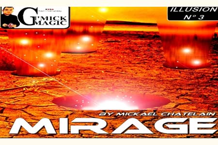 Mirage (DVD + Gimmick)
