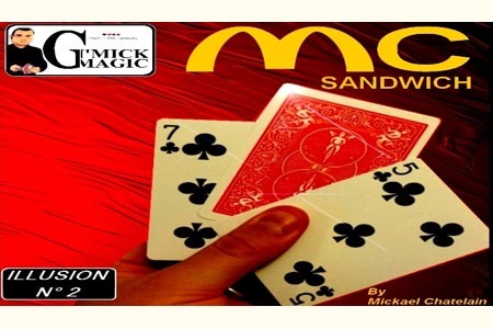 Mc Sandwich (DVD + Gimmick)
