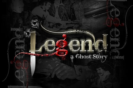 Legend (DVD + Gimmick)