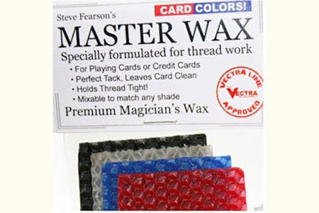 Master Wax - Card Colors