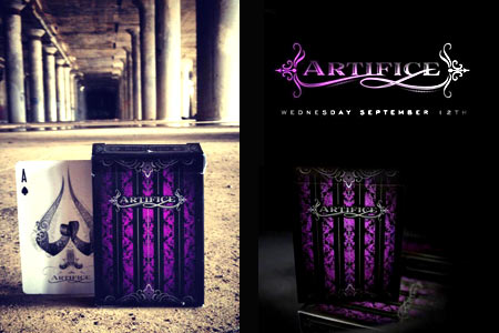 Artifice Purple Deck