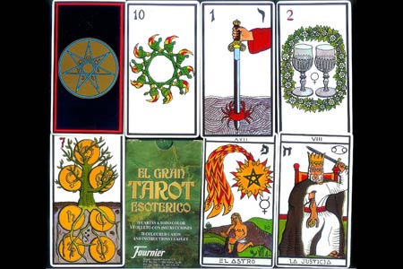 The great Esoteric Tarot