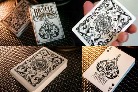 Bicycle Archangels Deck