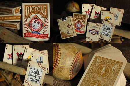 Baraja BICYCLE Negro Leagues