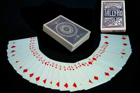 Forcing TALLY-HO Circle Deck 2x26