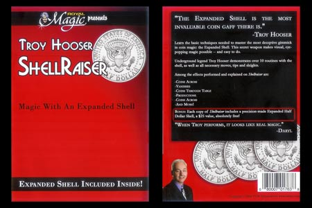 DVD ShellRaiser (Troy Hooser)