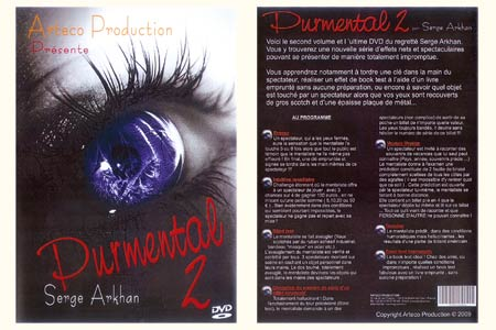 DVD Pur Mental (Vol.2)