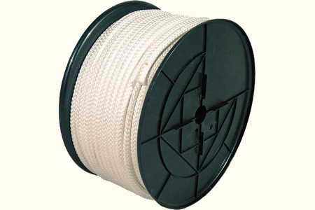 White rope reel (diameter 12)