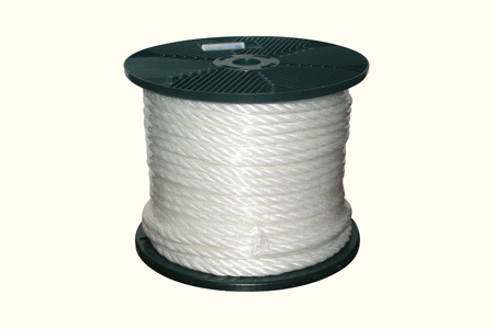 White rope reel (diameter 10)