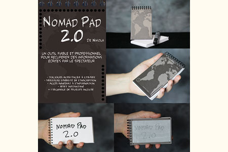 The Nomad Pad 2.0