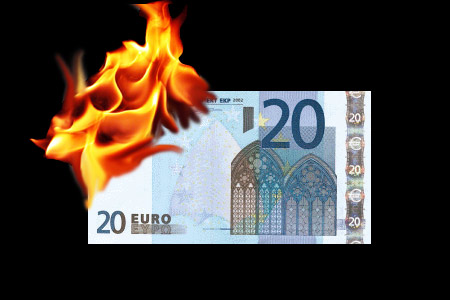 Billets flash 20 Euros (par 10)
