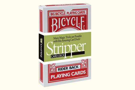 Jumbo Stripper Deck Bicycle