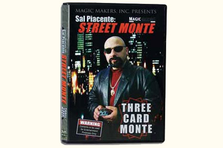 Dvd 'Three Card Monte'