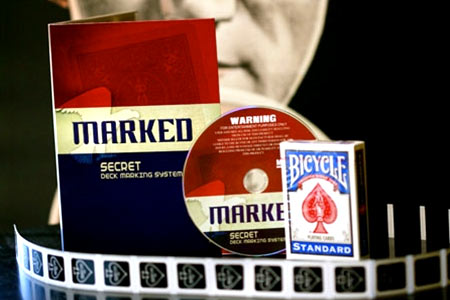 Marked (DVD + Gimmick)