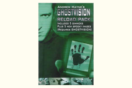 DVD Ghost Vision