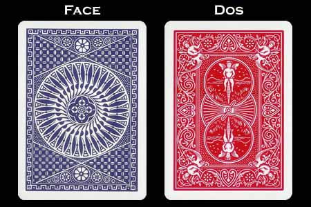 Carte Bicycle double tarot Bicycle/Tally-ho Circle