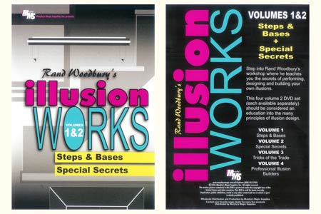 DVD illusion Works Volumes 1 & 2