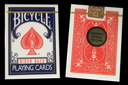 Jeu Bicycle Gold édition